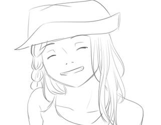 Animation Sabby Smile by Koogers17