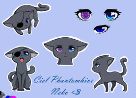 Ciel Phantomhive-Neko