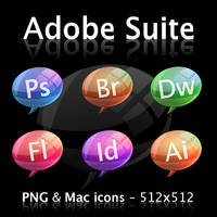 Adobe Suite by pickupjojo