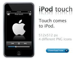iPod touch by pickupjojo