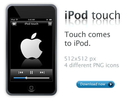 iPod touch by pickupjojo