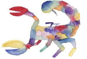 2 Scorpions(extract) by MyHeadWonders