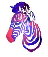 Zebra2244 by MyHeadWonders