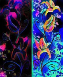 Flower Powers by MyHeadWonders