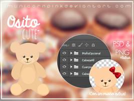 OsitoCute - ImUnicornPink by ImUnicornPink