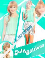 +++ID JulyEditiions+++ by ImUnicornPink