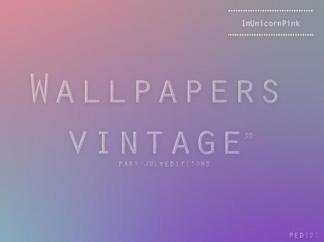+WallpapersVintage by ImUnicornPink
