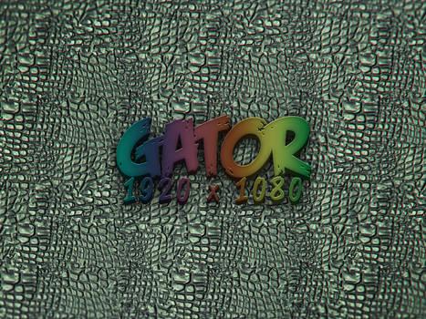Gator - Wallpaper