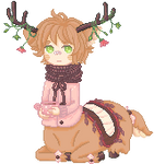Deerling doll [animated]