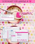 Screenshot PINK MAC for w8