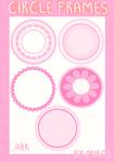 Circles Frames Brushes