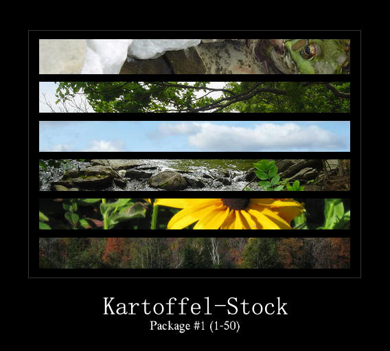 Stock Package 1 by kartoffel-stock