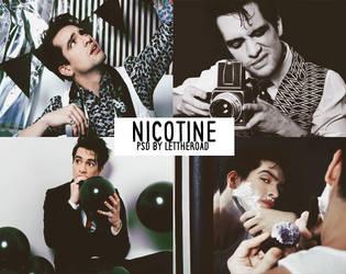 PSD - Nicotine