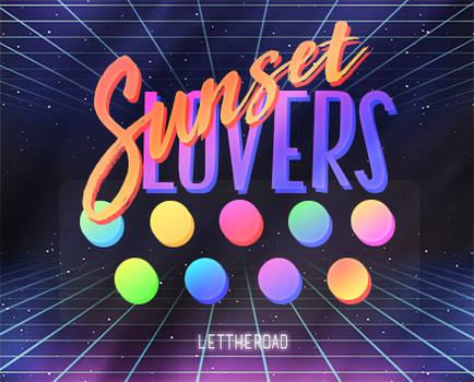 STYLES - Sunset Lovers