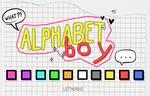 STYLES - Alphabet Boy