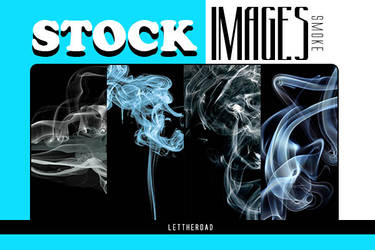 STOCK IMAGES #02 - Smoke