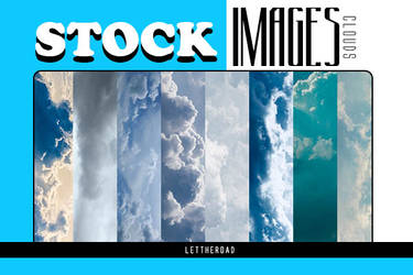 STOCK IMAGES #03 - Clouds