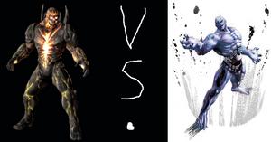 Dark-Kahn Vs. Evil Seth