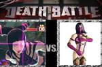 Death-Battle idea: Juri vs. Mileena