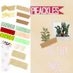 16 Tape  by pieackles