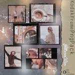Kodak Film Frame Png Pack by PIEACKLES