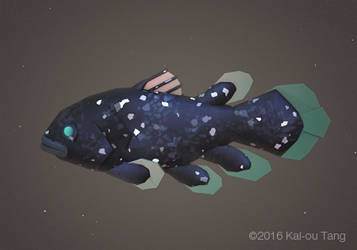Coelacanths by msh