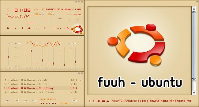 Fuuh - Ubuntu by aXidente