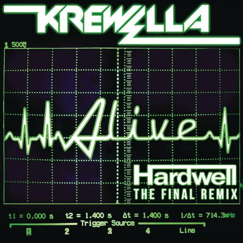 Krewella | Alive (Hardwell Remix) | mp3. by KarenIloveBTR