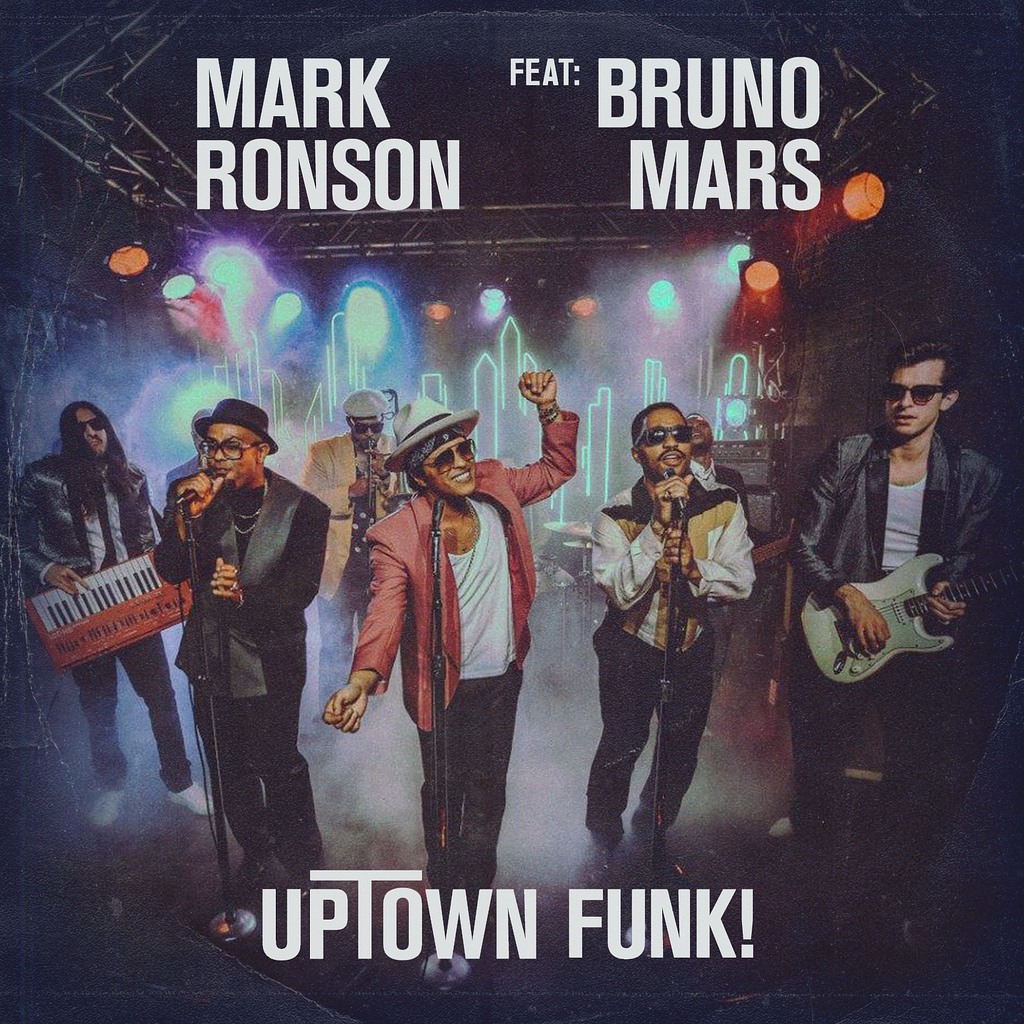 Uptown Funk. Mark Ronson Ft. Bruno Mars. Mp3. by