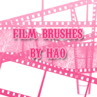 film brushes by hao08