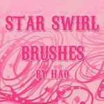 Star Swirl Brushes