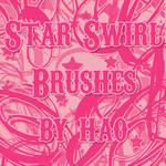 Star Swirl 2 Brushes