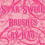 Star Swirl 3 Brushes