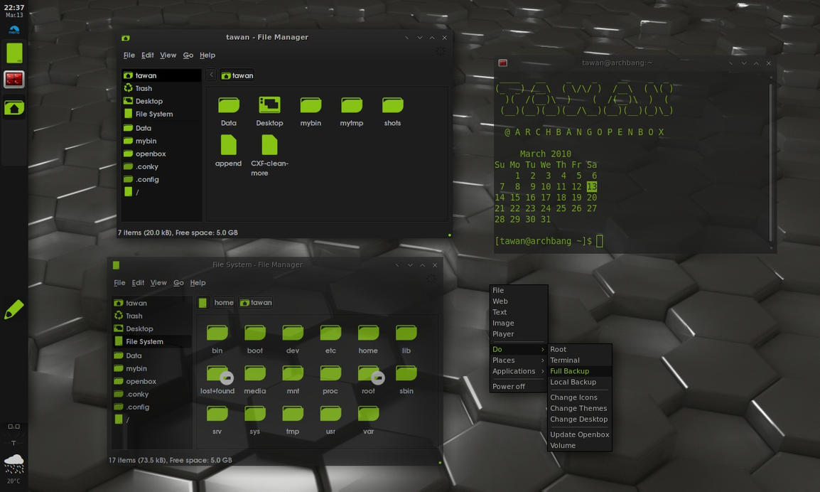 Lime Night Openbox by ta-wan