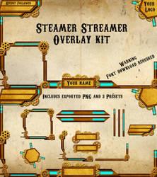 Steamer Streamer