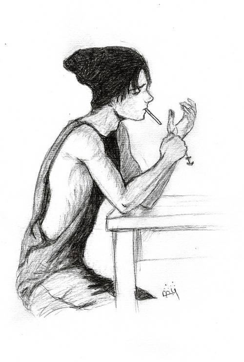 Bad (Punk!Levi x Reader AU ) by Sassy-but-Classy on DeviantArt