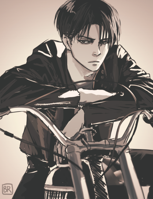 Try These Levi X Reader Modern Au {Mahindra Racing}
