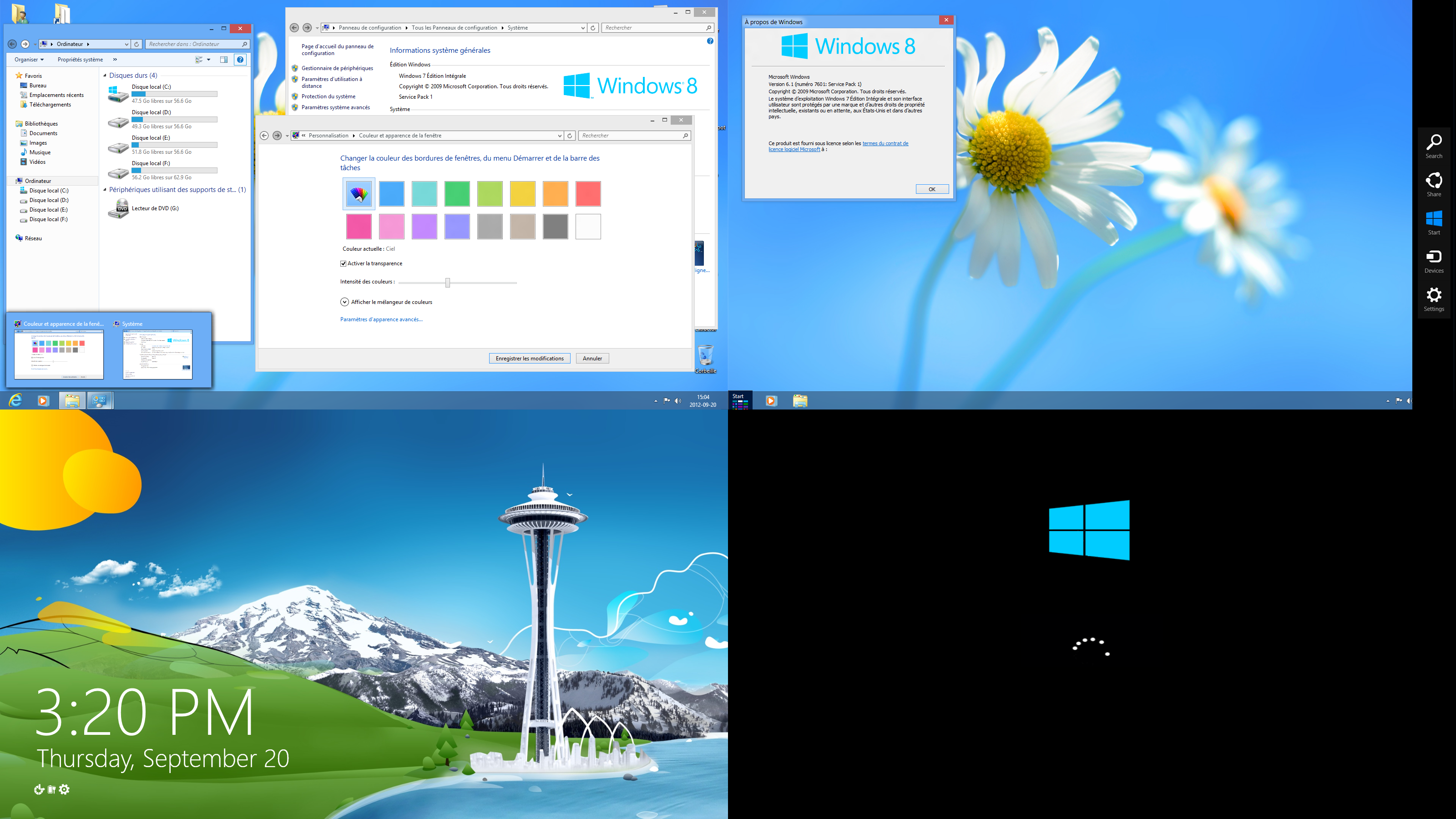 Windows 8 style pack 1 0 by nasrodj customization skins themes windows
