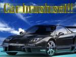 Cars brush set