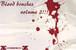 Blood brushes volume 2