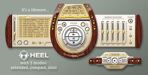 Nucleo Heel by nucleo
