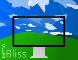 Metro Bliss Wallpaper Pack by TheTechnikStudios