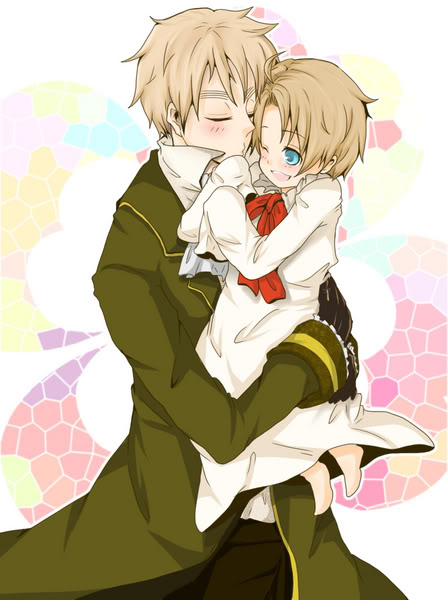 List of Synonyms and Antonyms of the Word: hetalia britain x america