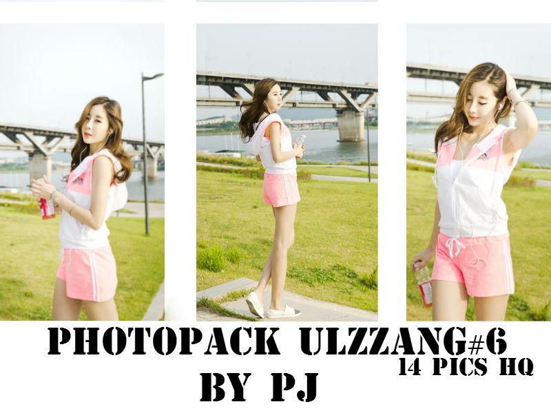 Photopack Ulzzang#6 By Pj by LVTrangAnh