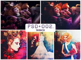 PSD+OO2 by SkiesDontLie