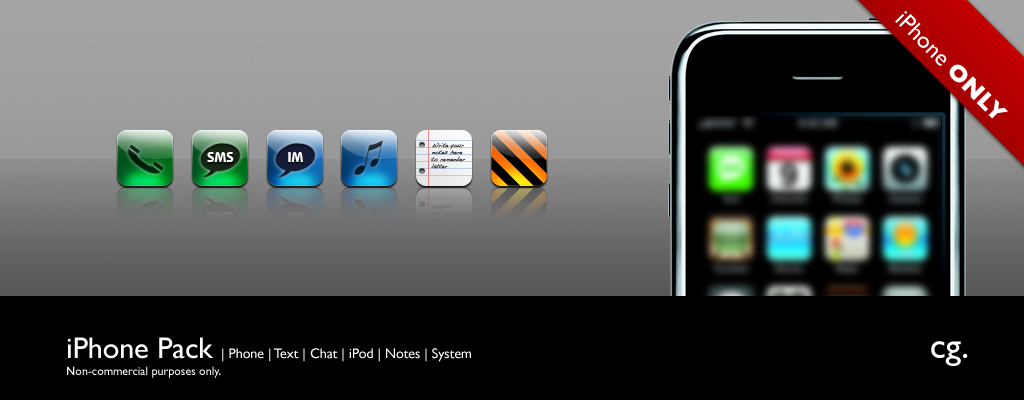 iPhone Pack