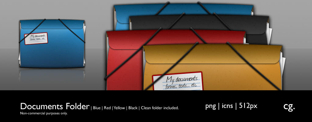 Documents Folder by cgink