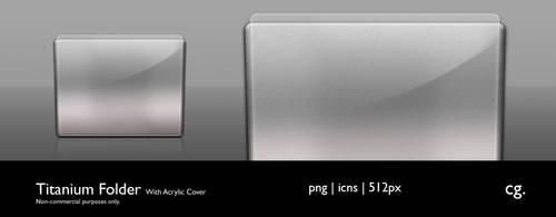 Titanium Folder