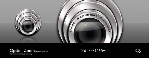 Optical Zoom by cgink