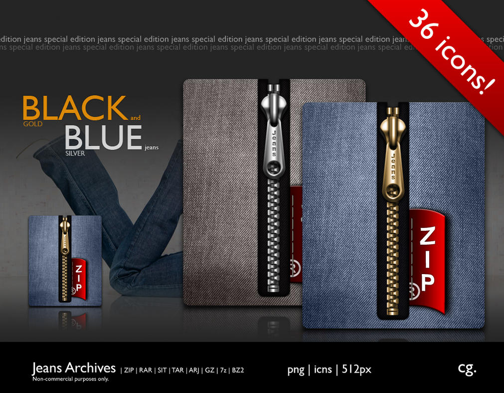 Jeans Special Edition Archives by cgink